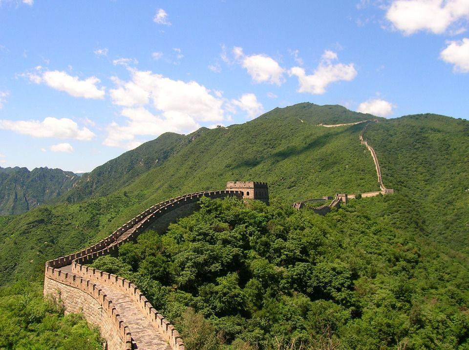 las 7 maravillas del mundo: gran muralla china