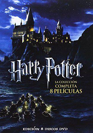 harry potter_películas para aprender ingles