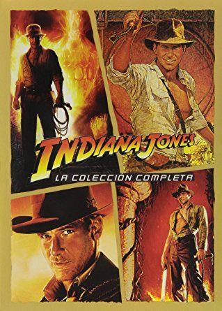 indiana jons_películas para aprender ingles