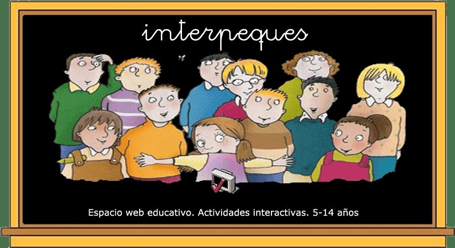 interpeques - webs para aprender matematicas
