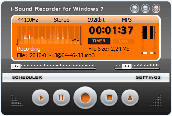 i-sound Recorder
