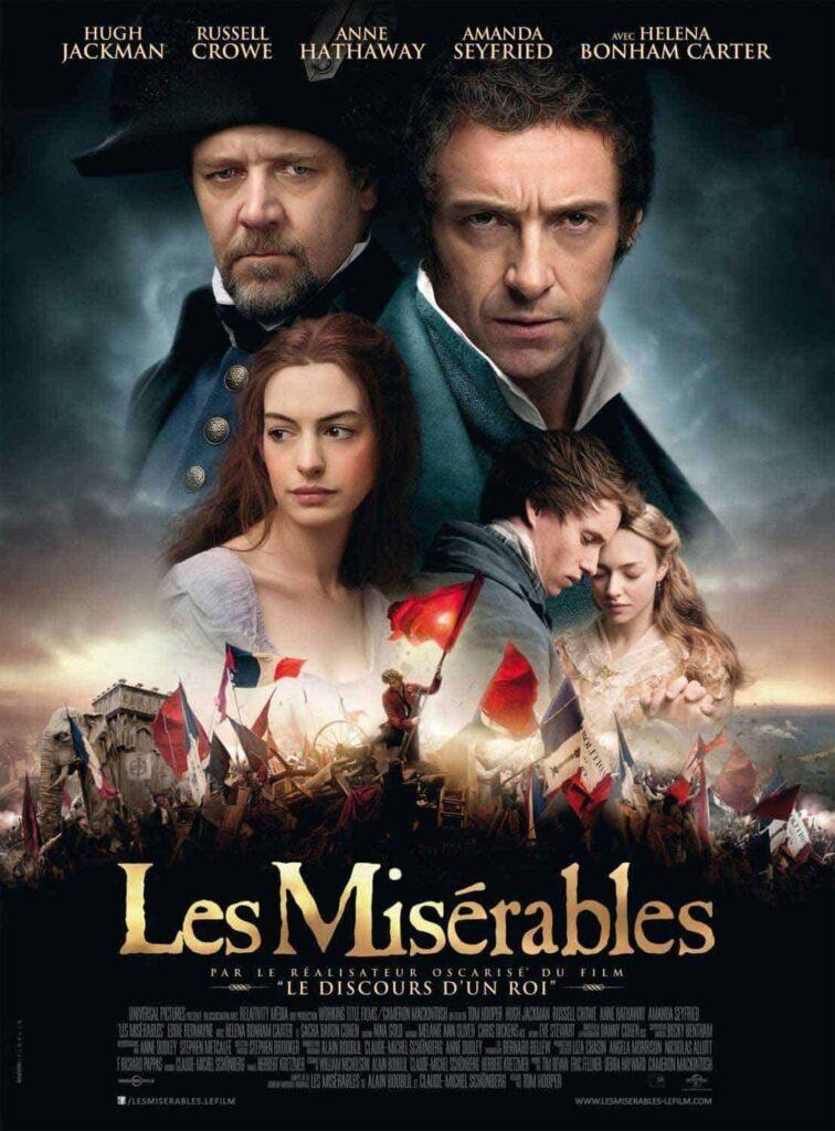los miserables_películas para aprender inglés