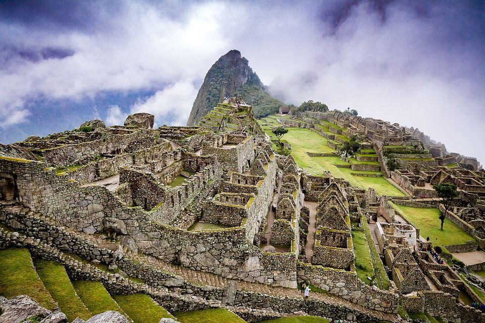 las 7 maravillas del mundo: machu-picchu