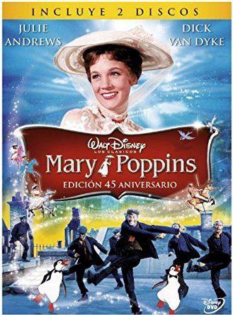 mary poppins, películas para aprender ingles