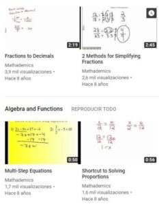 Mathademics