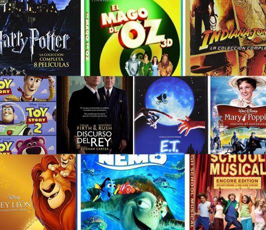 Películas para aprender inglés en el aula