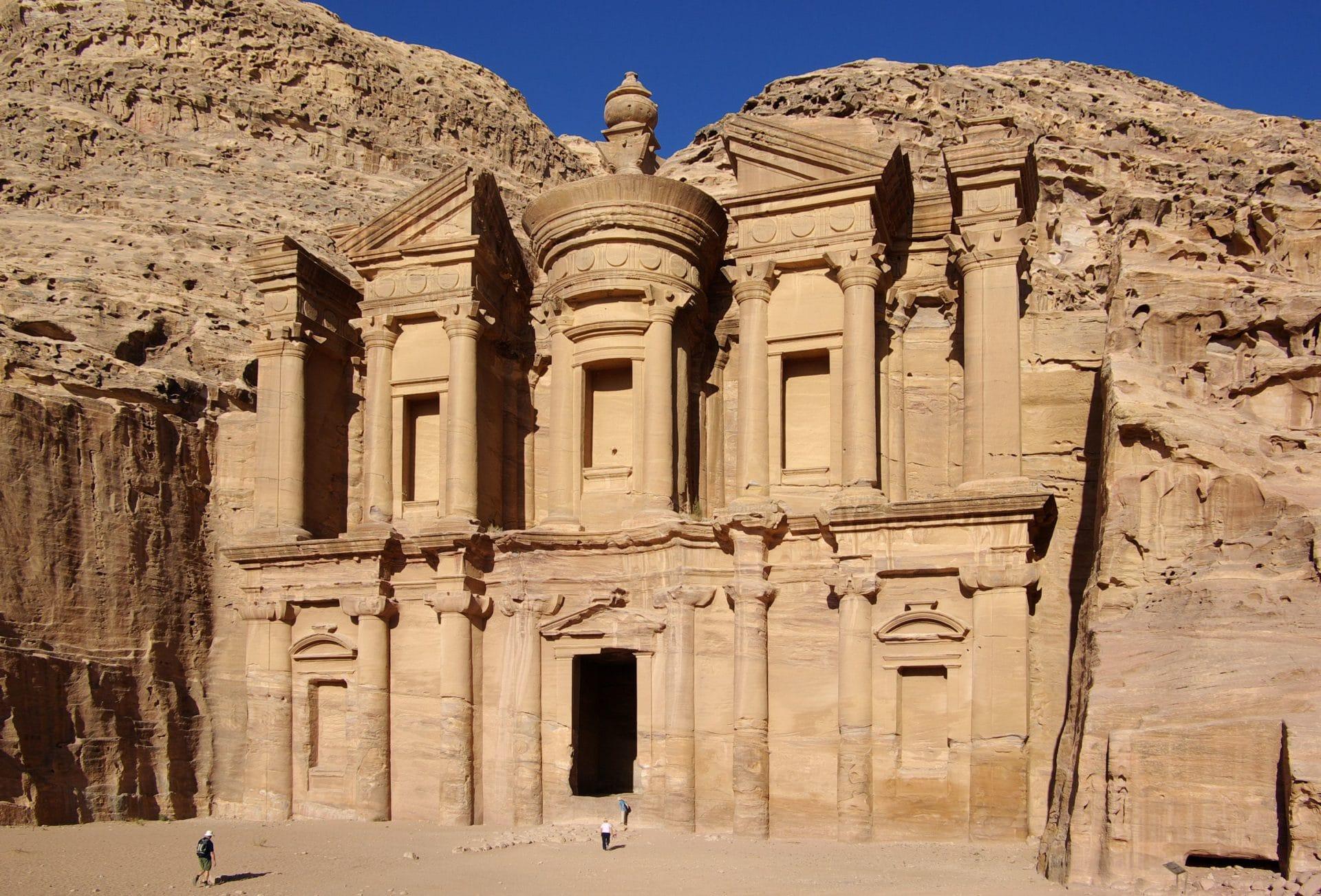 7 maravillas del mundo: Petra