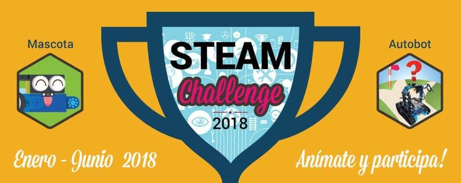 Participa en el Campeonato Escolar de Robótica Educativa