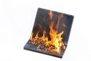prolongar la batería del portátil - calor