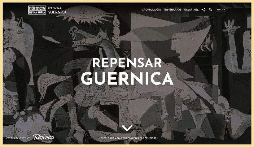 encargo del Guernica