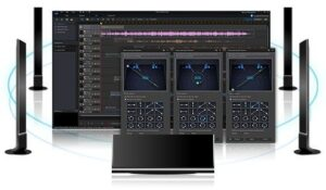 Grabar audio con AudioDirector 9