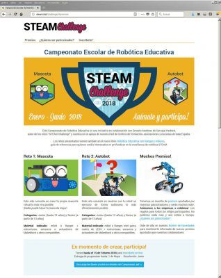 Robótica Educativa steam