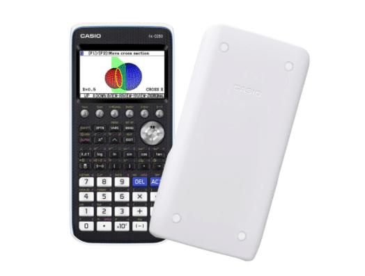 Casio fx-CG50, una calculadora a todo color 1