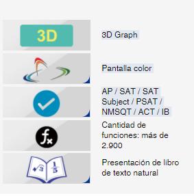 casio fxcg50 EJERCICIOS Y RECURSOS