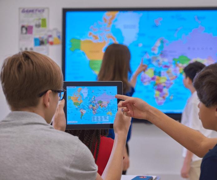Nuevos entornos de aprendizaje con Promethean 2