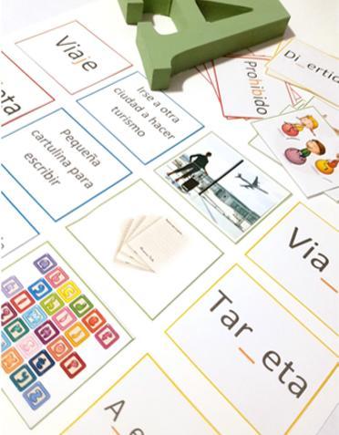 cartas ortográficas técnicas de aprendizaje