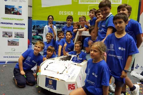 Proyecto STEAM Greenpower Inspiring Engineers