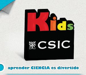 recurso para aprender ciencias con Kids CSIC