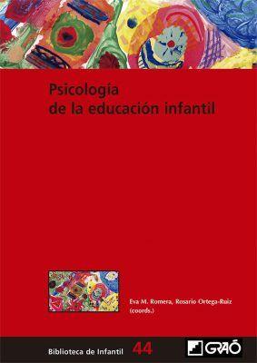 Psicología de la educación infantil, de Eva M. Romera, Rosario Ortega-Ruiz