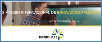 Simposio Internacional De Innovación Aplicada