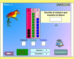 Actividades para practicar con el ábaco en el aula y en casa 6