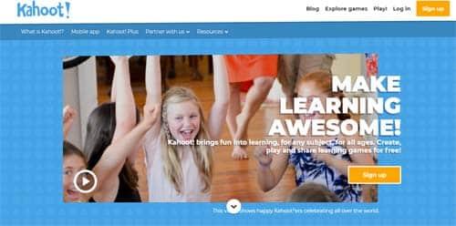 Aplicaciones gratuitas para el aula: Kahoot