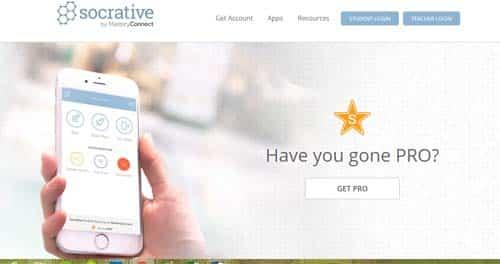 Aplicaciones gratuitas para el aula: Socrative