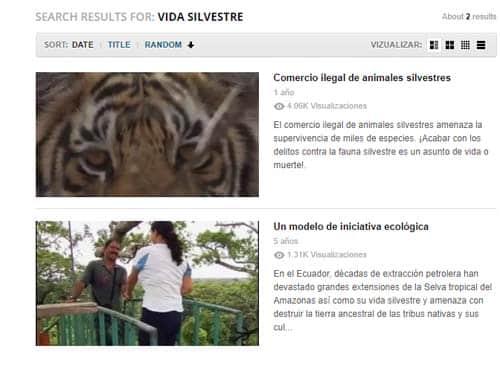 Día Mundial de la Naturaleza, concienciar sobre la vida silvestre