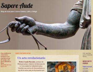 10 blogs para estudiar Cultura Clásica 9