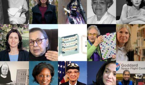 mujeres referentes en STEM