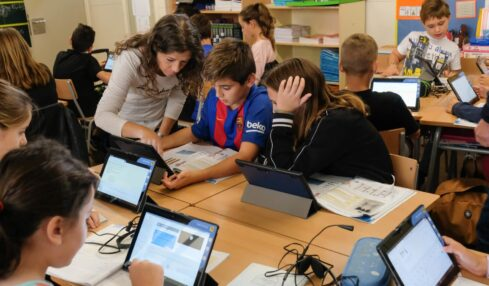 Personalizar el aprendizaje en STEM con la plataforma Amigo