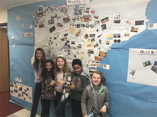 La metodología CLIL en la Escuela Internacional de Denver