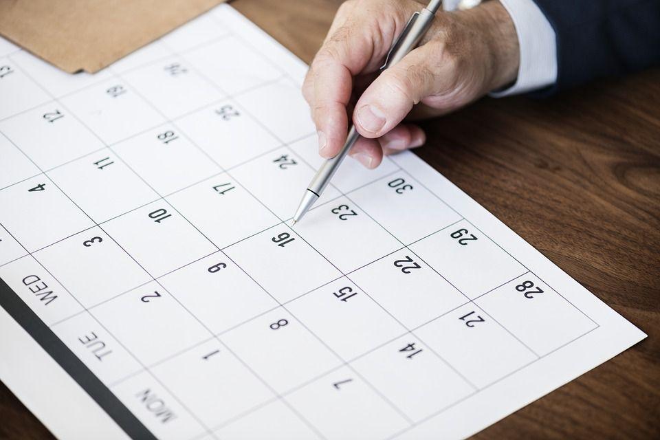 Los eventos educativos del mes de marzo 2