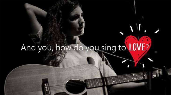 'And you, how do you sing to love?' Un proyecto global centrado en la igualdad de género 1