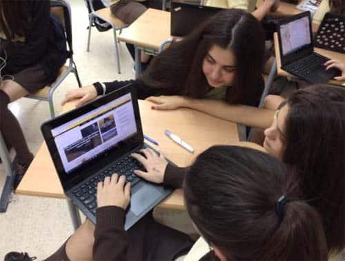 Alumnos del Martí Sorolla II trabajan la igualdad de género