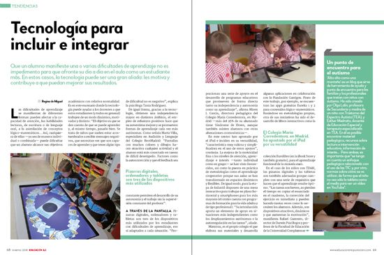 tendencias revista EDUCACIÓN 3.0