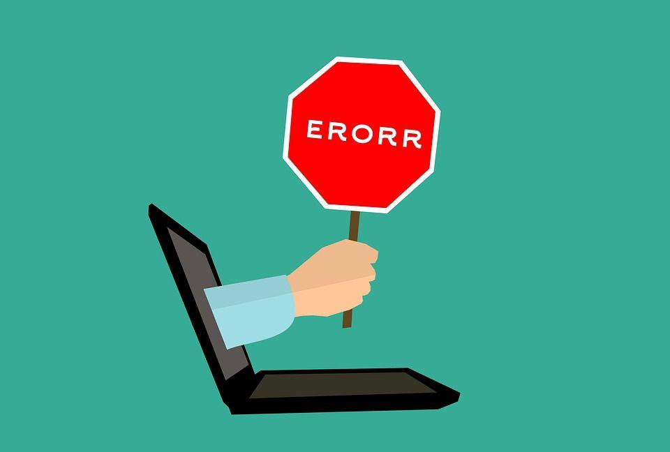 Gmail Errors