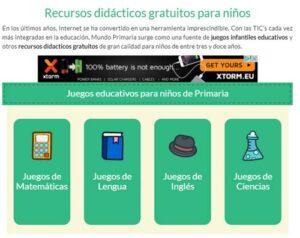 9 aplicaciones gratuitas imprescindibles para el aula de Primaria 5