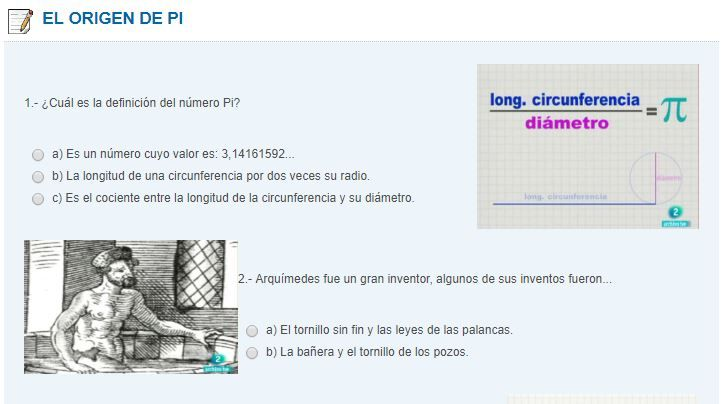 Origen de Pi