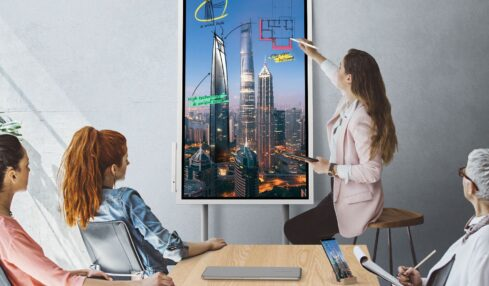 Transformación digital con Samsung 1