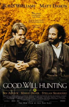 Inteligencia emocional: el indomable will hunting