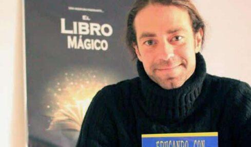 """Xuxo Ruiz, el maestro mago: """"La escuela tiene que ser una experiencia única y mágica"""" 5"""