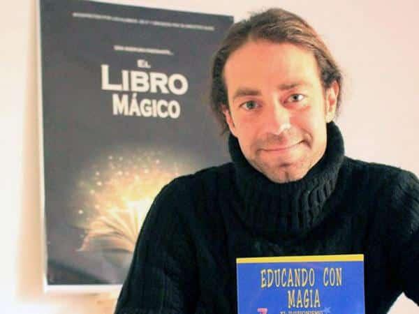Xuxo Ruiz, el maestro mago: