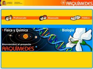 Recursos interactivos para aprender ciencias en el aula 4
