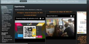 Secundaria: 28 buenas prácticas educativas con las TIC 18