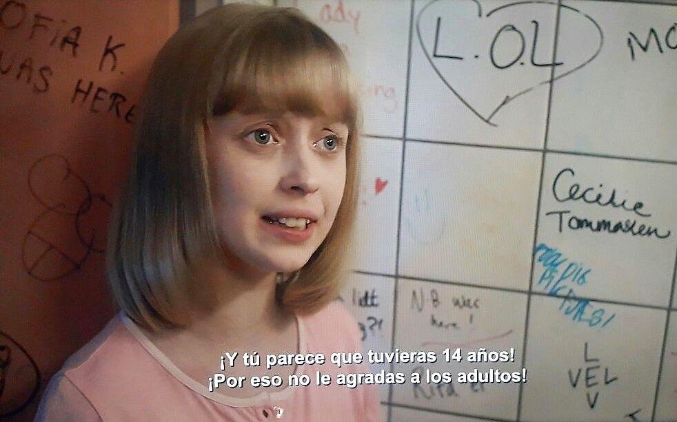Rita, o la delgada línea adulto-adolescente. Por Ignacio Iturralde