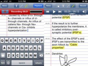 25 apps para tomar notas en la tableta 22