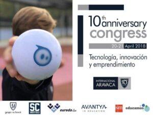 CONGRESO X ANIVERSARIO COLEGIO INTERNACIONAL ARAVACA