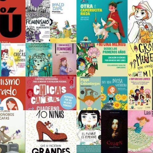 35 libros para educar en igualdad