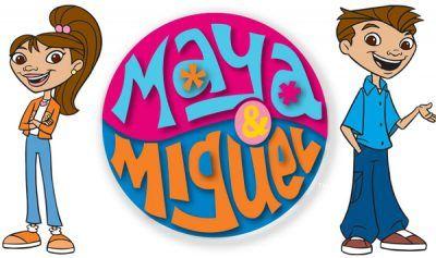 Maya & Miguel (6 a 12 años) - recursos online para aprender inglés